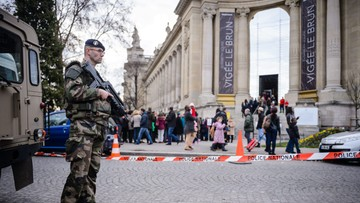 Sylwester w Paryżu w cieniu zamachów