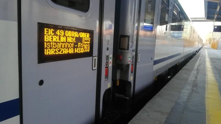 Niemcy. Strajk kolejarzy Deutsche Bahn. Polskie PKP Intercity skraca trasę pociągów do Berlina