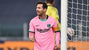 Liga Mistrzów: Lionel Messi ściga Cristiano Ronaldo