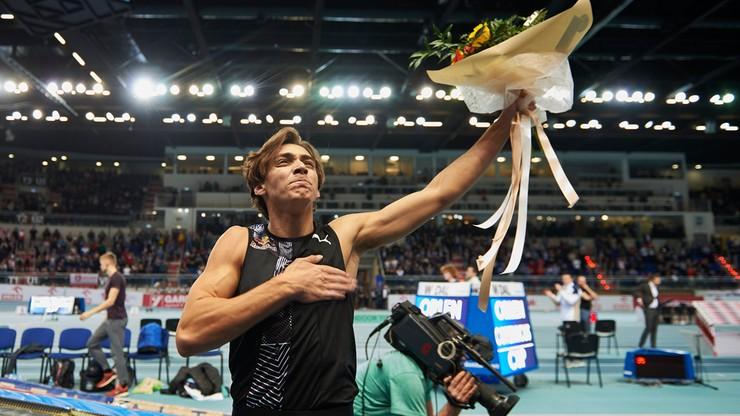 Duplantis laureatem prestiżowej nagrody sportowej