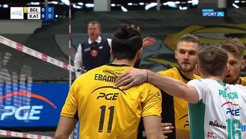 PGE Skra Bełchatów - GKS Katowice 3:1. Skrót meczu