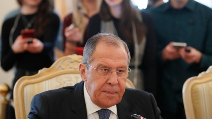 UE planuje nowe sankcje przeciwko Rosji. Ławrow: są wynikiem presji USA