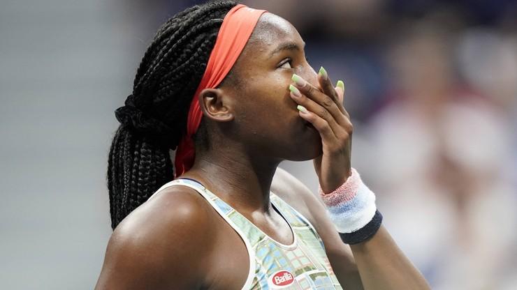 15-letnia Gauff z pierwszym triumfem w turnieju WTA
