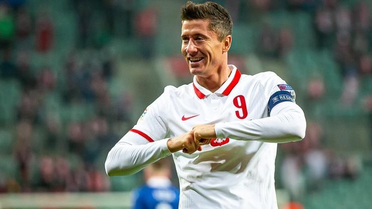 Jerzy Brzęczek: Robert Lewandowski nie zagra w meczu Polska - Ukraina