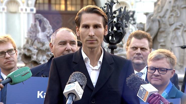 Płażyński przeprasza Dulkiewicz za słowa, że została prezydentem Gdańska przez przypadek