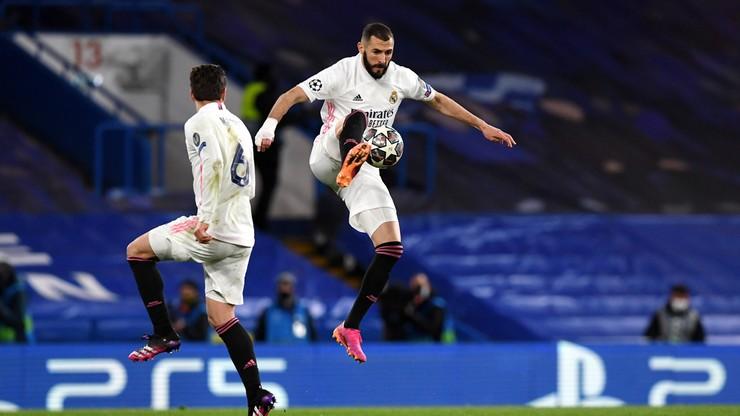 La Liga: Real Madryt - Sevilla FC. Relacja i wynik na żywo
