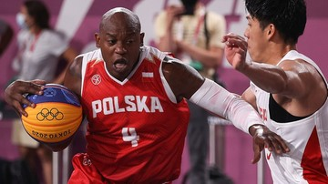 """ME koszykarzy 3x3: """"W końcu awansować do półfinału"""""""