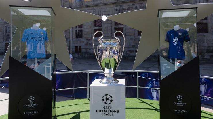 Finał Ligi Mistrzów: Manchester City - Chelsea. Transmisja TV i stream online