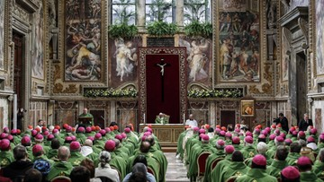 Szczyt w Watykanie na temat pedofilii: zapewnimy ofiarom sprawiedliwość