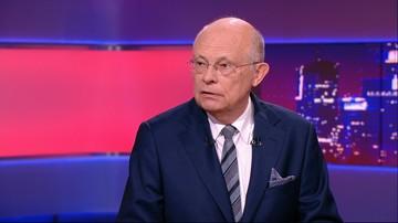 Borowski: Putin musiałby chyba upaść na głowę, żeby wkroczyć na terytorium Polski