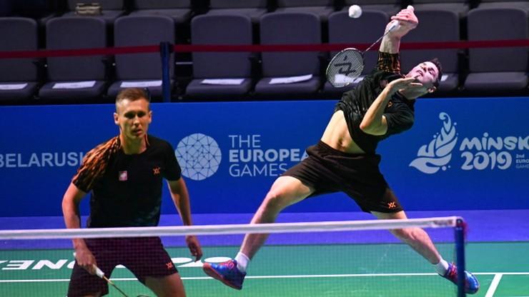 Igrzyska Europejskie 2019: Badminton - Transmisja 30.06