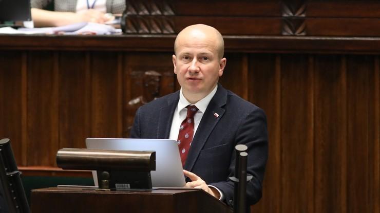 Kandydatura Bartłomieja Wróblewskiego na RPO. Konfederacja poprze posła PiS?