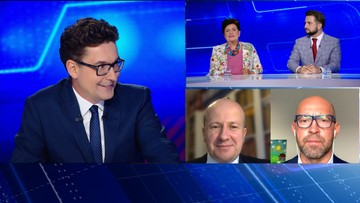 Senyszyn: Tusk chce podzielić polską scenę polityczną tylko na PiS i PO