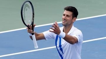 French Open: Kolejne łatwe zwycięstwo Djokovica