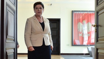 """""""Rząd nigdy nie zgodzi się na narzucenie kwot relokacji migrantów"""" - zapewnia premier Szydło"""