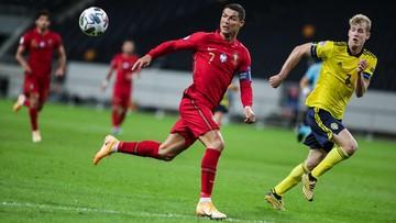 Liga Narodów: Zwycięstwo Portugalii ze Szwecją. Dwa piękne gole Ronaldo