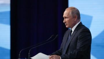 Putin: rozmowy z Ukrainą o wymianie więźniów są bliskie sfinalizowania
