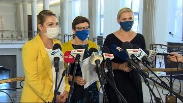 """""""Nie chce wolności słowa w szkołach"""". Posłanki KO za odwołaniem Czarnka"""