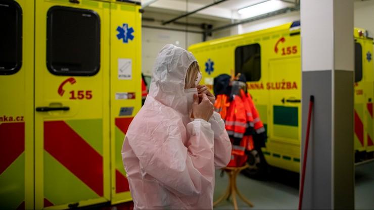 Przepełnione szpitale, Czesi proszą Polskę o pomoc. Znamy stanowisko rządu