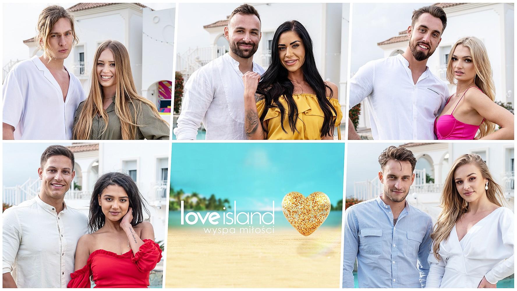 """""""Love Island. Wyspa miłości"""" - edycja 3, odcinek 1"""
