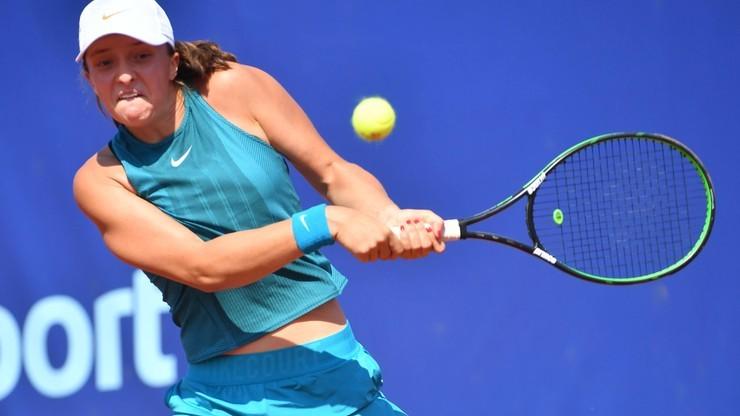 Australian Open: Świątek awansowała do drugiej rundy