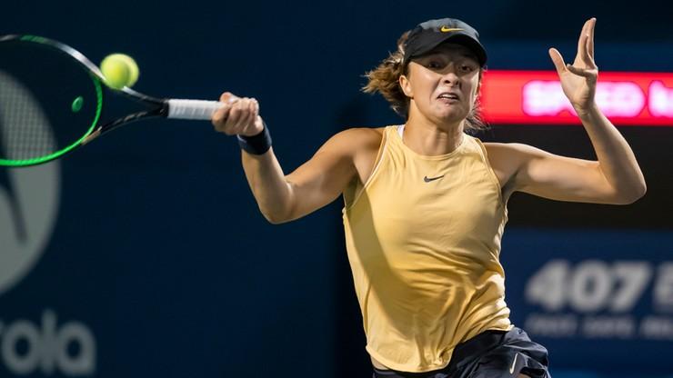 WTA w Cincinnati: Świątek w drugiej rundzie! Pokonała wyżej rozstawioną rywalkę