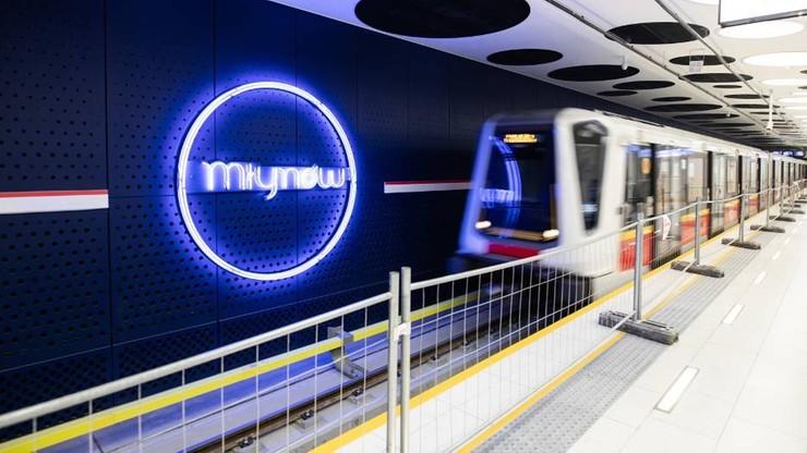 W sobotę otwarcie nowych stacji metra. Trzaskowski: nie przychodźcie ich oglądać