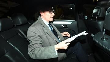 Prezes Cambridge Analytica zawieszony w obowiązkach