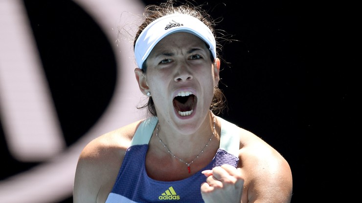 Australian Open: Muguruza i Halep w półfinale
