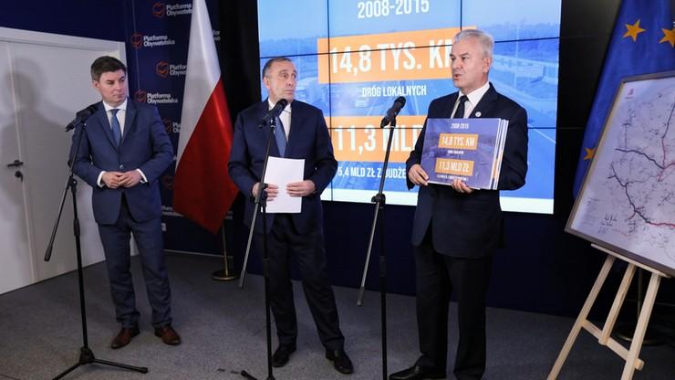 Grabiec: jeśli premier złoży dymisję, rozważymy propozycję rzeczniczki PiS ws. prezydent Łodzi