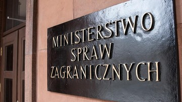 MSZ: trzech pracowników rosyjskiej ambasady zostanie wydalonych