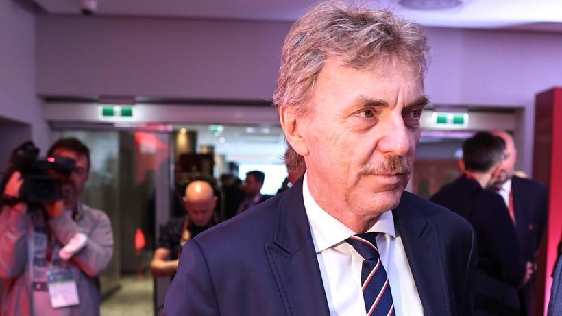 Zbigniew Boniek: Zostawiam związek w bardzo dobrej sytuacji