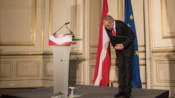 Austria: Van der Bellen zdobył 53,8 proc. głosów w wyborach prezydenckich