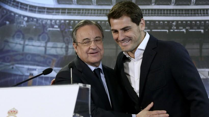 Potężny skandal w Realu Madryt. Prezes Florentino Perez obrażał klubowe legendy!