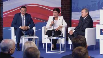 Morawiecki: podnoszenie płacy minimalnej - realne i korzystne dla pracowników