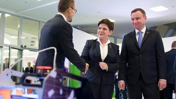 CBOS: Polacy najbardziej ufają prezydentowi, premier i liderowi Kukiz'15
