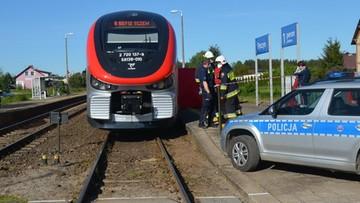Tragedia w Dzień Dziecka. Nastolatka zginęła na przejeździe kolejowym