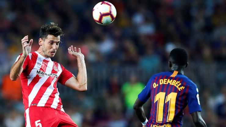 Sensacyjny remis Barcelony