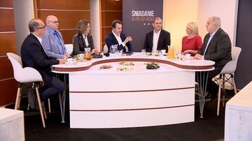 """Sasin w """"Śniadaniu z Polsat News"""": UE nie może Polsce niczego narzucać, wychodząc poza traktaty"""