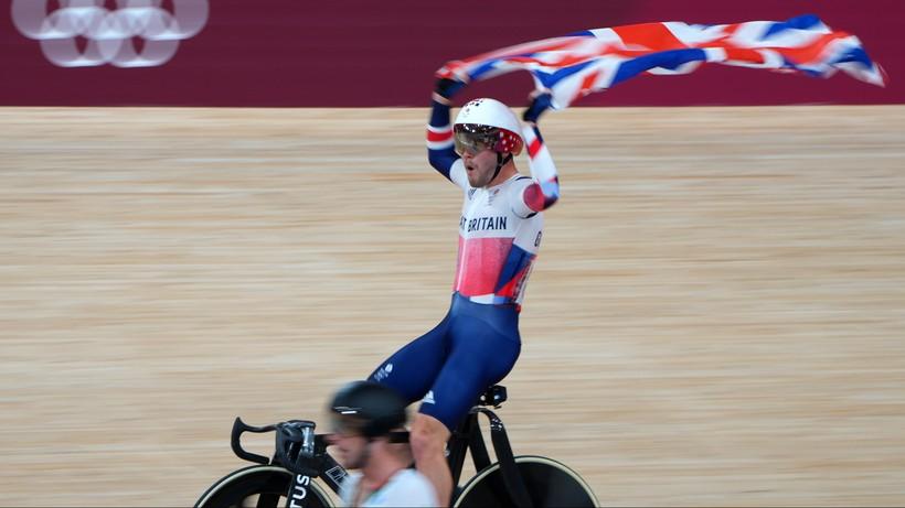 Tokio 2020: Matthew Walls złotym medalistą olimpijskim w omnium. Szymon Sajnok zajął szesnastą pozycję