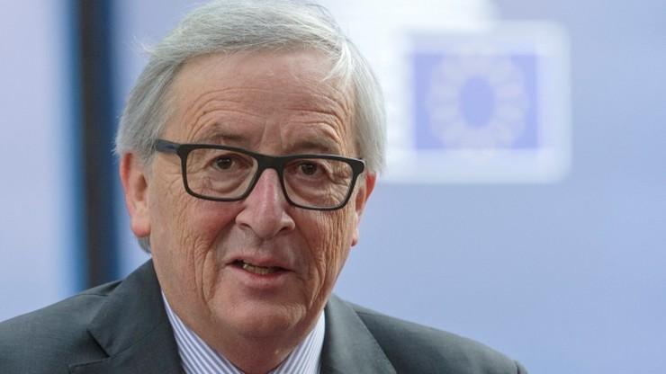 Szef KE Juncker przeciwko zmianom w zasiłkach na dzieci