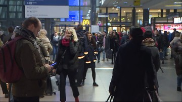 Poważna awaria na kolei. Pociągi między Poznaniem a Wrocławiem opóźnione do 90 minut