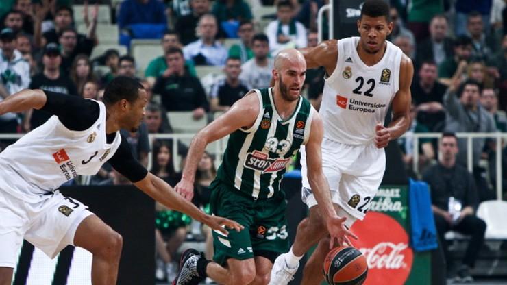 Euroliga koszykarzy: Real jako pierwszy awansował do turnieju finałowego