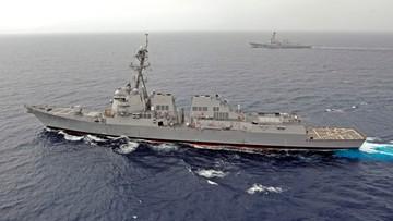 """CNN: USA przygotowują się do wysłania okrętu na Morze Czarne. """"To odpowiedź dla Rosji"""""""