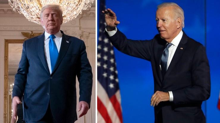 Wybory w USA. Biden bliski wygranej, szturm zwolenników Trumpa na centrum wyborcze