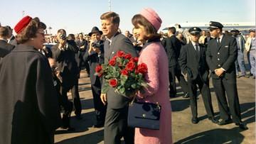 Trump odtajni dokumenty dotyczące zamachu na Kennedy'ego