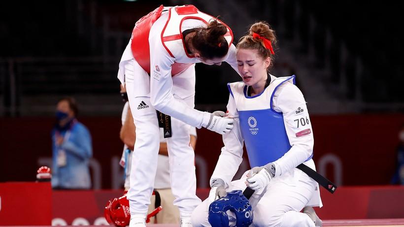 Tokio 2020: Aleksandra Kowalczuk przegrała walkę o brąz
