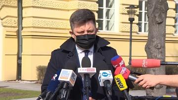 Dworczyk komentuje sprawę szczepień w Rzeszowie
