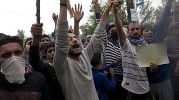 Gwałt na 3-latce. Zamieszki na ulicach Kaszmiru