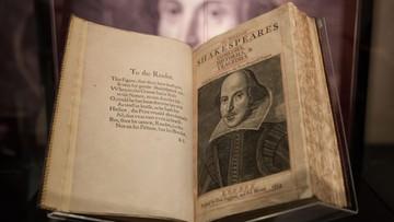 Szekspir współpracował z innymi pisarzami. Naukowcy mają pewność